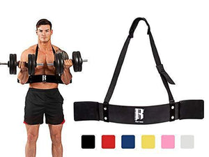 Premium Arm Blaster For Biceps RIMSports Best Muscle Bomber For Bicep And Tricep Workout