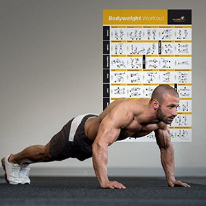 Bodyweight Exercise Poster
