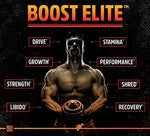 BOOST ELITE Test Booster Formulated to Increase T-Levels & Energy