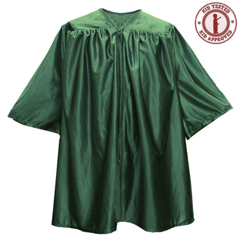 Child Hunter Graduation Gown - Preschool & Kindergarten Gowns