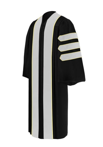 Doctor of Oratory Doctoral Gown - Academic Regalia - Graduation Cap and Gown