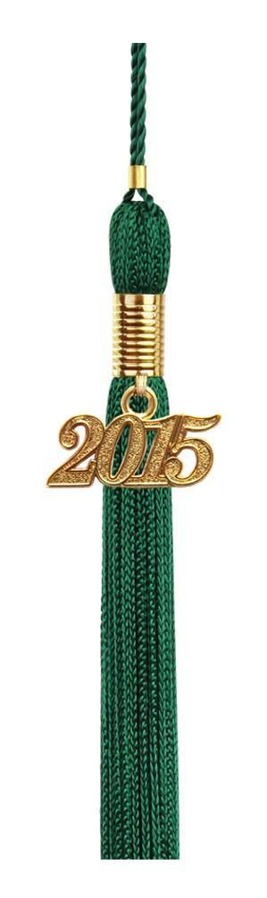 Hunter Graduation Tassel - College & High School Tassels - Graduation Cap and Gown