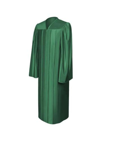 Shiny Hunter Bachelors Graduation Gown - College & University - Graduation Cap and Gown