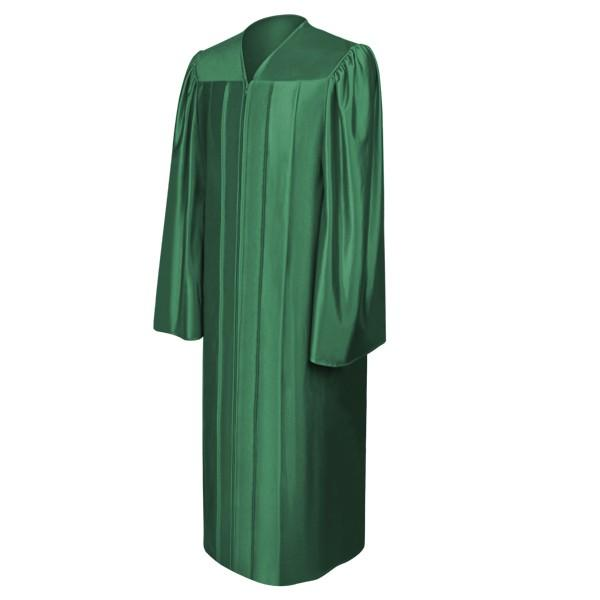 Shiny Hunter High School Graduation Gown - Graduation Cap and Gown