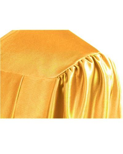Shiny Antique Gold Bachelors Graduation Gown - College & University - Graduation Cap and Gown