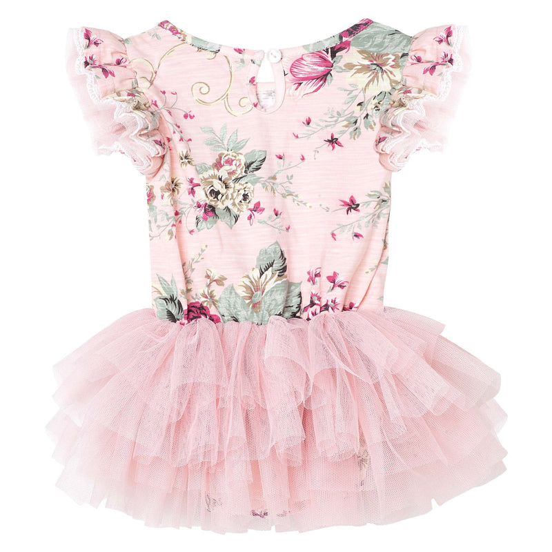5c3599b79750d Sadie Floral Petti Romper/S - Pink – Willow&Bear Boutique