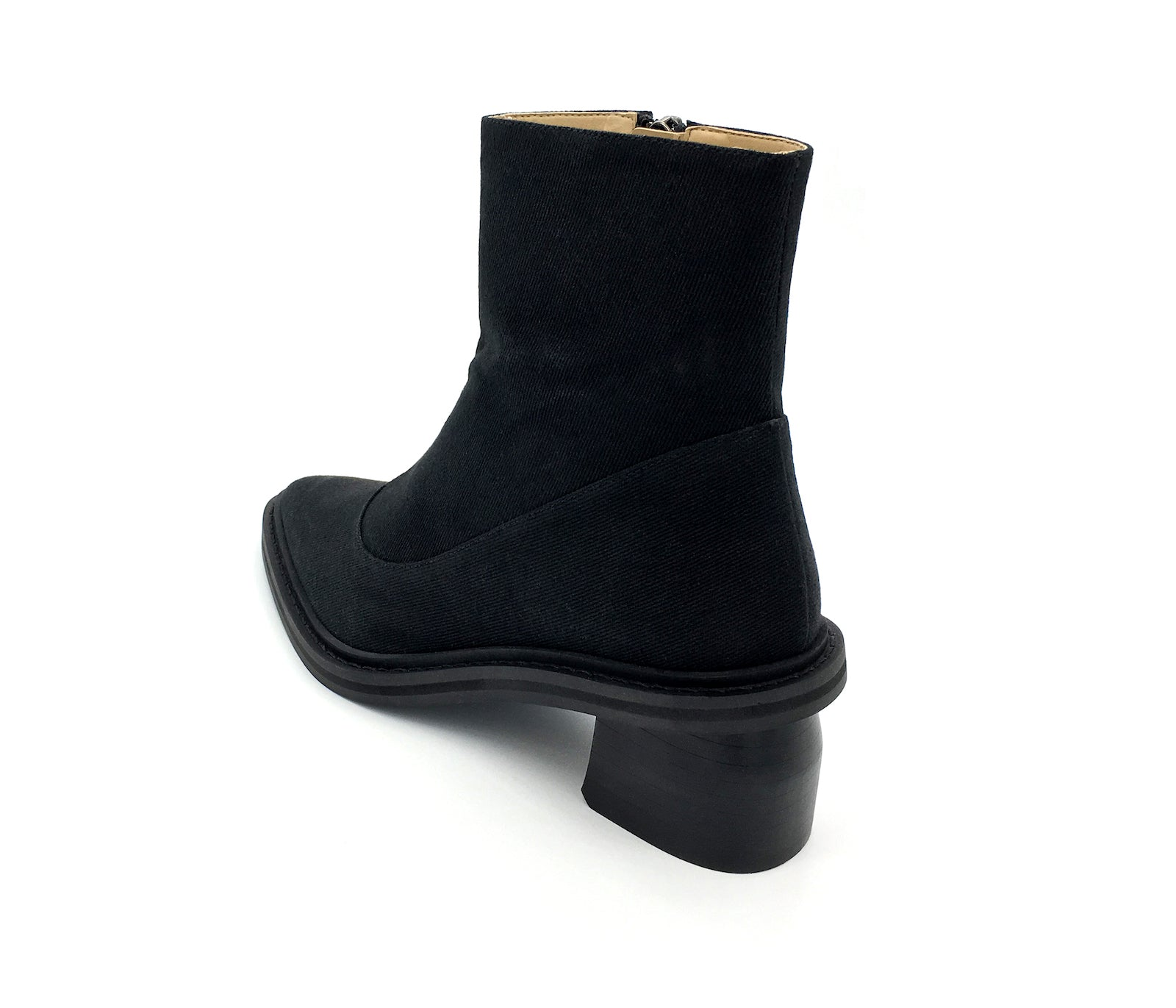 Block Heel Boot