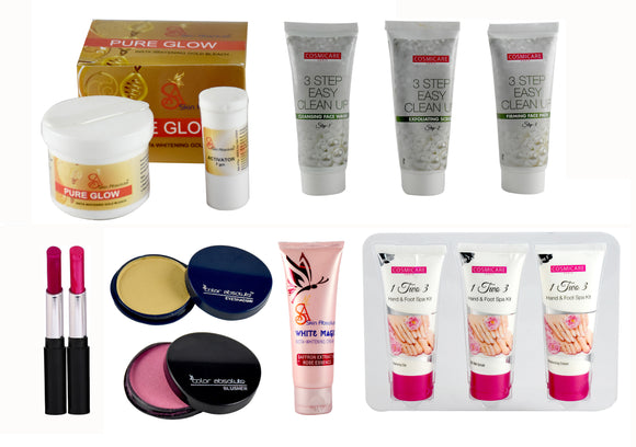 Skin Whitening Treatment Facial Combo - Worldshopon.com