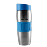 Ideal Home Stainless Steel  Double Wall Insulated Vacuum Flask Thermos Travel Water Bottle BPA Free- 350 ML Capacity, Leak Proof Sipper, Hot and Cold Water Bottle for 12 Hours - Worldshopon.com
