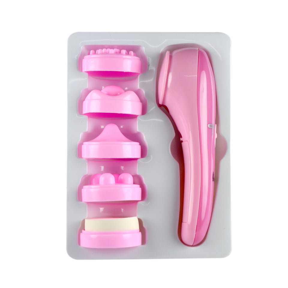Ideal Home 5 in 1 Beauty Massager - Worldshopon.com