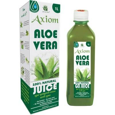 Axiom Aloevera Juice (1000ml) - Worldshopon.com
