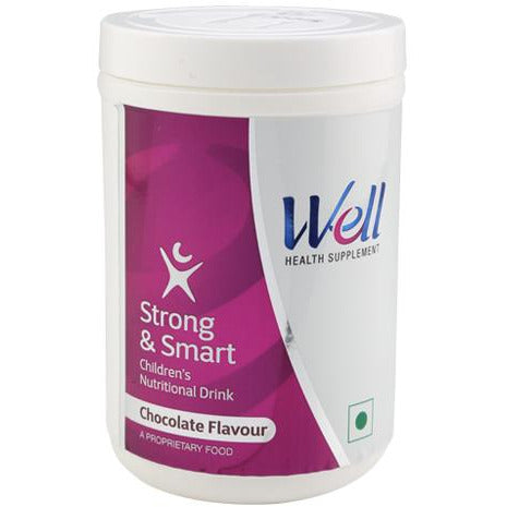 WELL STRONG & SMART (CHOCOLATE FLAVOUR) (200 G) - Worldshopon.com