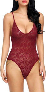 Women's Net G-String Nightwear