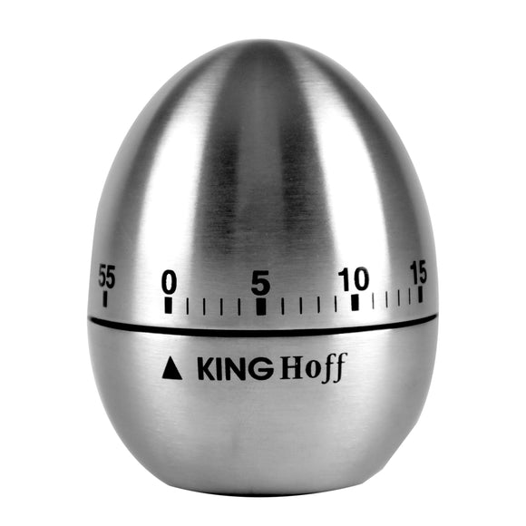 Ideal Home Egg Shape Mechanical Kitchen Timer - Worldshopon.com