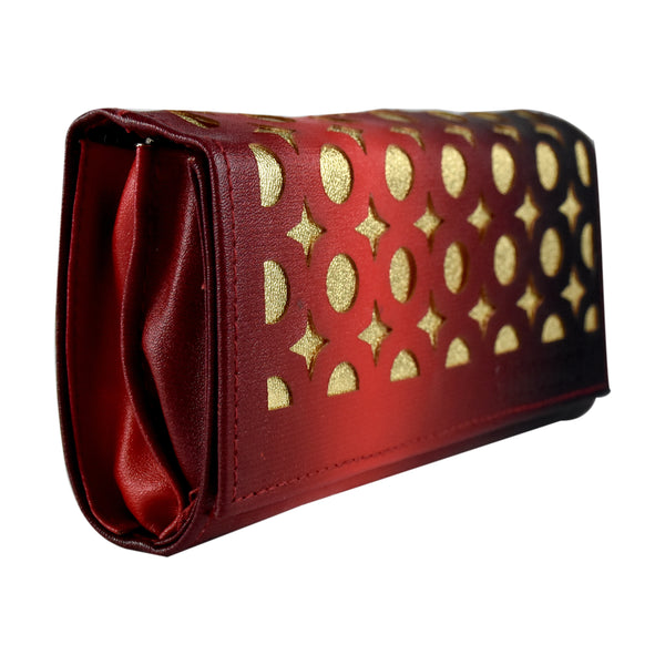 Adorner Women's Stylish Clutch - worldshopon-com