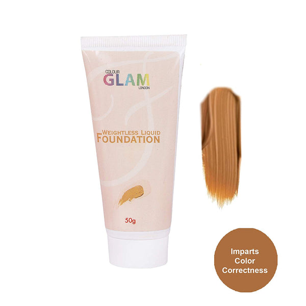 Color Glam Weightless Liquid Foundation - worldshopon-com