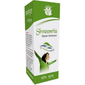 Axiom Swasomrita Navel Ointment (15ml) - Worldshopon.com