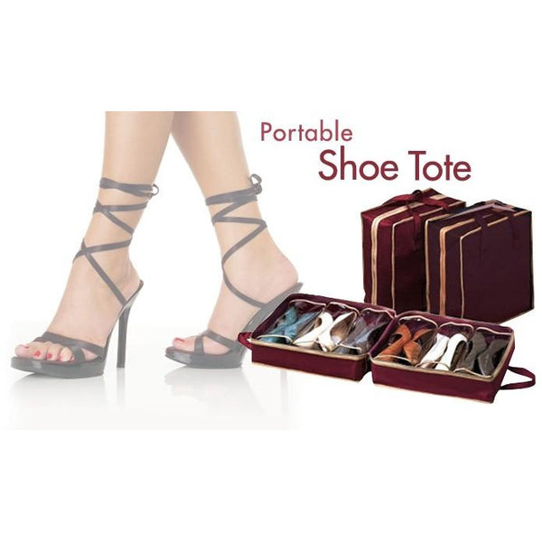 Ideal Home SHOE TOTE - Worldshopon.com