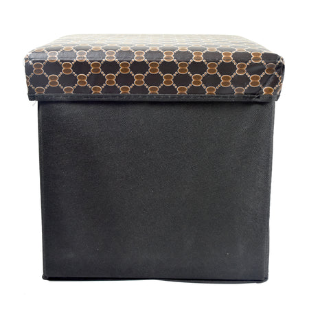 Sit & Store Storage Ottoman (Assorted Designs) - Worldshopon.com