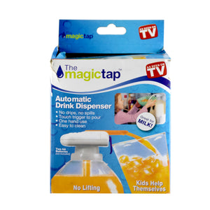 Ideal Home The Magic Tap Automatic Spill Proof Drink Dispenser - Worldshopon.com
