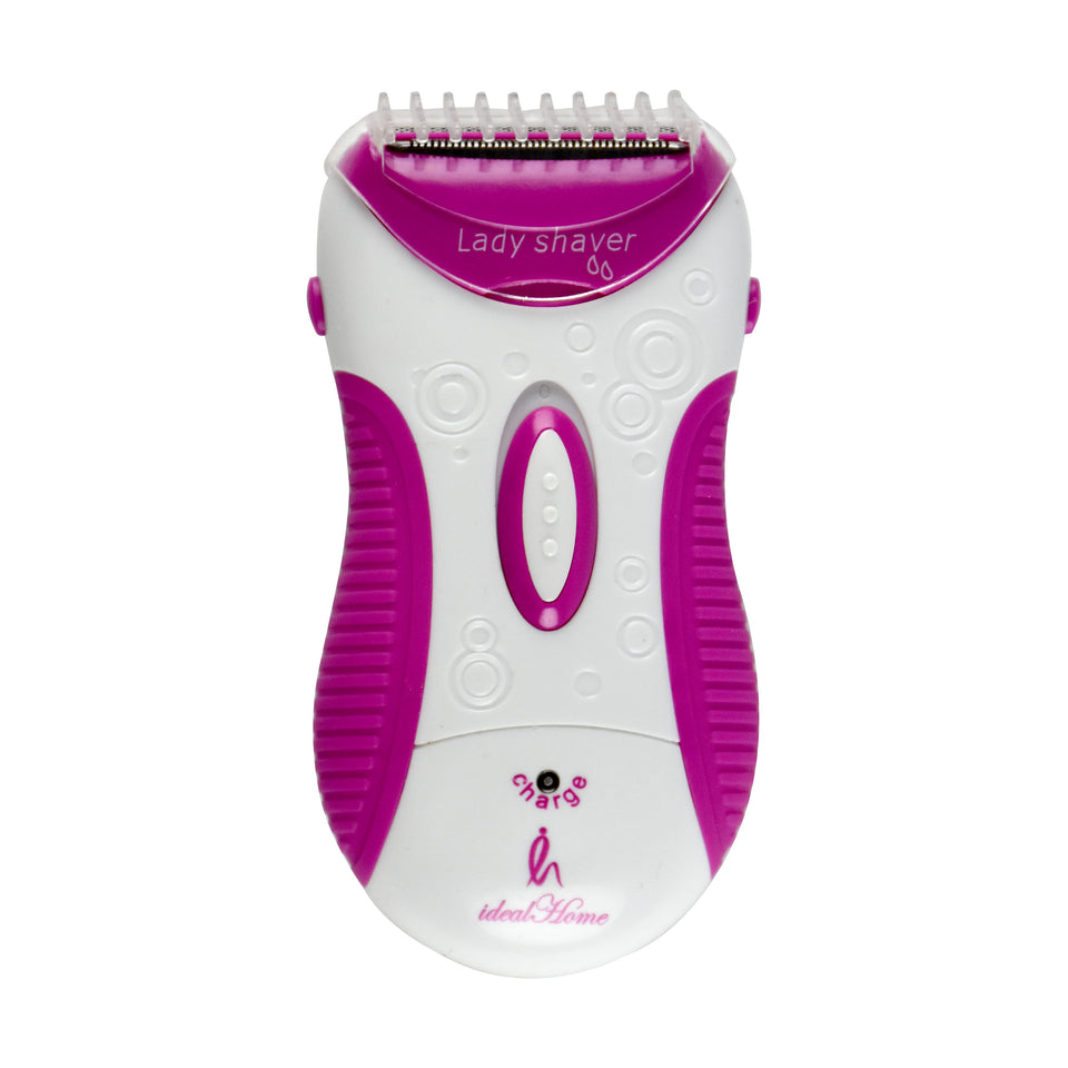Ideal Home Rechargeable Lady Shaver with Adapter - Worldshopon.com