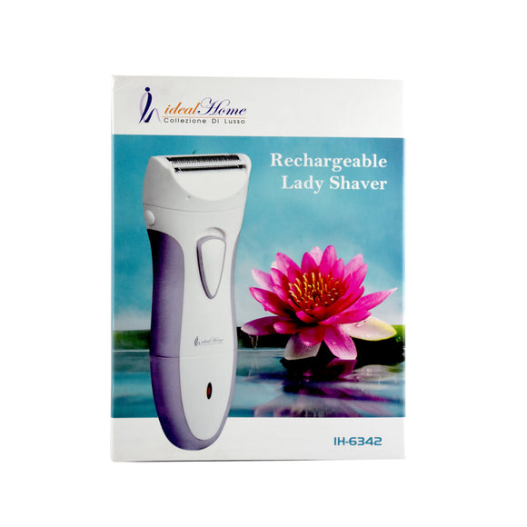 Ideal Home Rechargeable Lady Shaver - Worldshopon.com