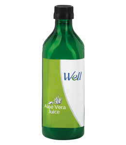 WELL ALOE VERA JUICE (1L) - Worldshopon.com