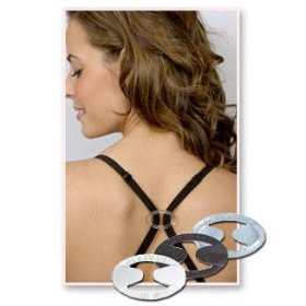 Cleavage Clip - Bra Strap Holder pack of 9 pcs - Worldshopon.com
