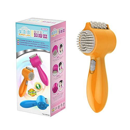 Ideal Home Usb & Battery Operated Portable 3 In 1 Head & Scalp Massager(Assorted Colour) - Worldshopon.com