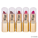 Color Glam London Lipsticks, Pack of 5 (Maroon, Brown, Red, Pink, Purplle) - Worldshopon.com