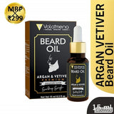 Volamena Argan & Vetiver Beard Oil 15 ML