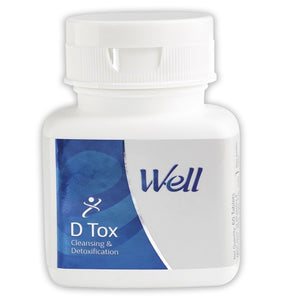 WELL D TOX (60 TABLETS) - Worldshopon.com