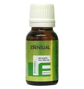 ESSENSUAL INSTANTE TEA TREE OIL WITH VITAMIN E (15 ML) - Worldshopon.com