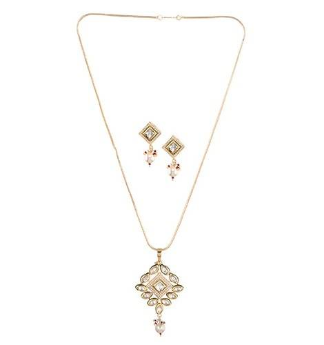 TARANG (NECKLACE 1N + EARRING 2N) - Worldshopon.com