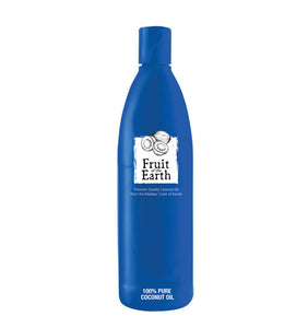 FRUIT OF THE EARTH COCONUT OIL (500 ML)