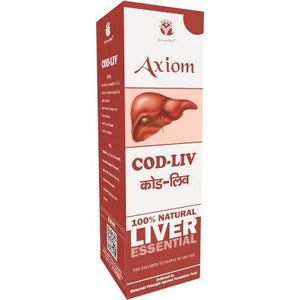 Axiom Cod-Liv (500ml) - Worldshopon.com