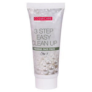 Cosmicare Paris 3 Step Easy Clean-Up Kit - Worldshopon.com