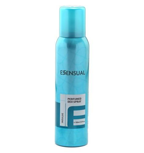 ESSENSUAL PERFUMED DEO SPRAY-INDULGE (150ML) - Worldshopon.com