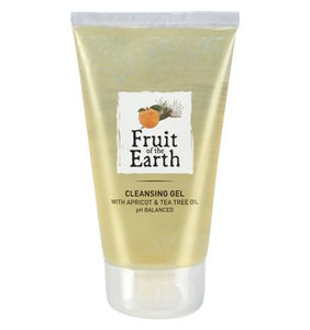 Fote Cleansing Gel With Apricot & Tea Tree Oil (Ph Balanced) 100 Ml - Worldshopon.com