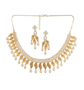 TRISHNA (NECKLACE 1N + EARRING 2N) - Worldshopon.com