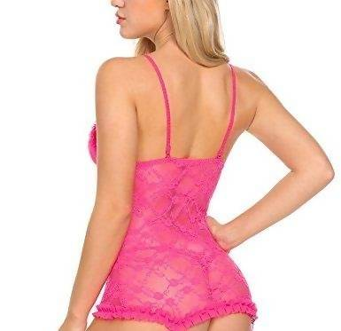 Women's Babydoll Nightwear Night Dress - Worldshopon.com