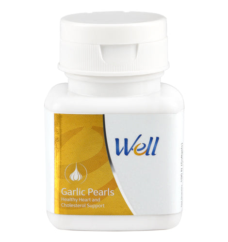 WELL GARLIC PEARLS (100 SOFTGELS)