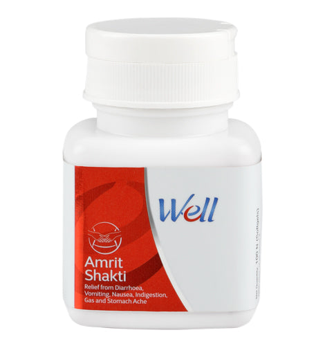 Modicare WELL AMRIT SHAKTI (100 SOFTGELS)