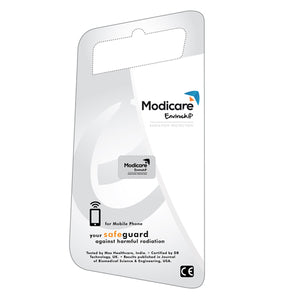 MODICARE ENVIROCHIP - WHITE(1 UNIT) - Worldshopon.com