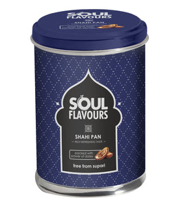SOUL FLAVOURS SHAHI PAN (75G) - Pack of 4