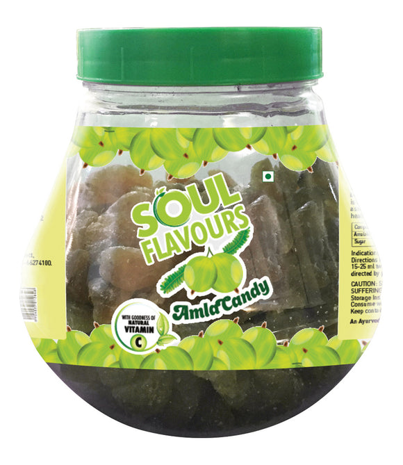 SOUL FLAVOURS AMLA CANDY SWEET (500G)