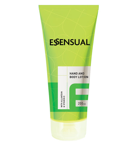 ESSENSUAL HAND & BODY LOTION (ALLANTOIN & VITAMIN E) (200 ML)