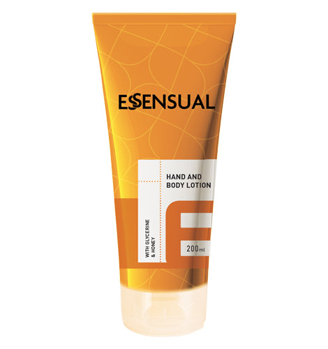 ESSENSUAL HAND & BODY LOTION (GLYCERINE & HONEY) (200 ML)