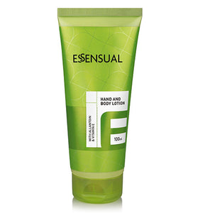 ESSENSUAL HAND & BODY LOTION (ALLANTOIN & VITAMIN E) (100 ML)-Pack of 2