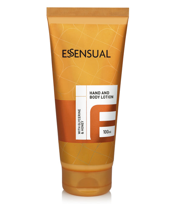 ESSENSUAL HAND & BODY LOTION (GLYCERINE & HONEY) (100 ML) - Pack of 2